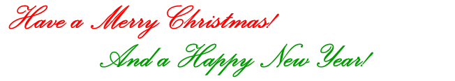 Merry Christmas Graphic